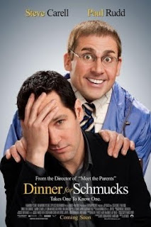 La cena de los idiotas (Dinner for Schmucks) (2010)