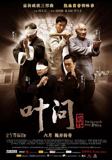 The legend is born Ip man -(biogr�fico)