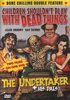 Los niños no deben jugar con cosas muertas (1972)