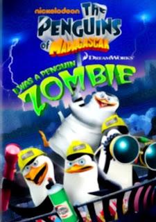 Los Pinguinos de Madagascar El Pinguino Zombie (2010)