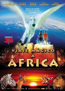 Viaje mágico a Africa (2010)