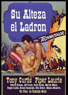 Su alteza el ladron (1951)