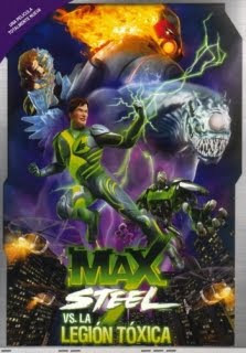 Max Steel vs Legion Toxica (2010)