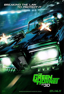 The green hornet (el avispon verde) (2011)