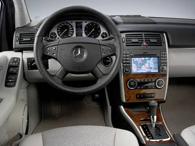 Mercedes-Benz B-Class In autumn 2008 versions arrive 'BlueEFFICIENCY' petrol