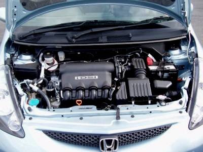 Honda Jazz Sport Engine