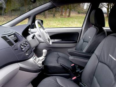 Mitsubishi Grandis 2.0 Di-D