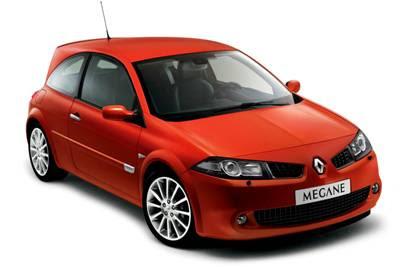 2007 Renault Megane Sport