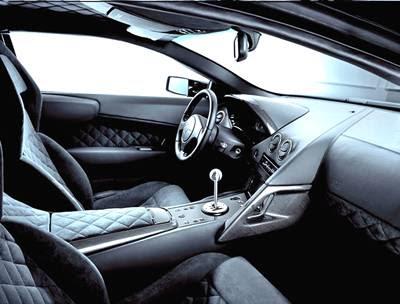 Lamborghini Murcielago LP640 Overview