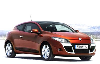 2009 Renault Megane Coupe