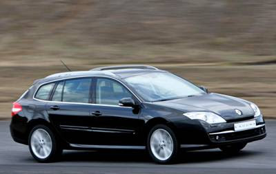 2008 Renault Laguna Grand Tour