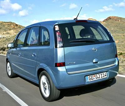 opel meriva. Opel Meriva