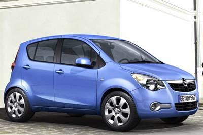 Opel Agila Car Pictures Reviews