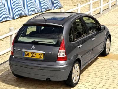 2006 Citroen C3 Pluriel. Citroen C3 Pluriel To convert
