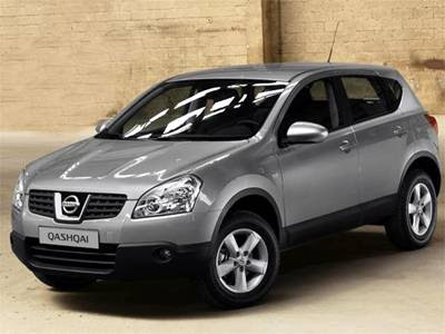 nissan qashqai hot cars pics automotive trend news. Black Bedroom Furniture Sets. Home Design Ideas