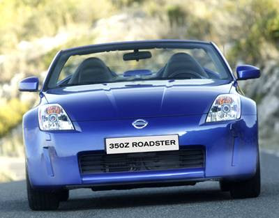 2005 Nissan 350Z Roadster Photo