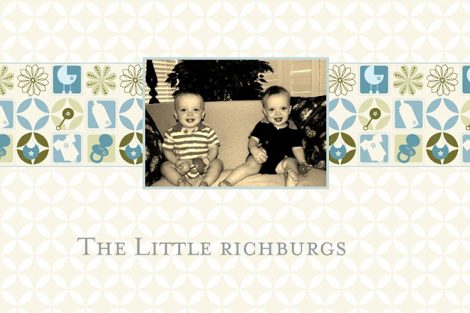 THE LITTLE RICHBURGS