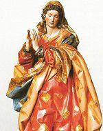 Inmaculada. Patrona del Seminario Diocesano de Valladolid.
