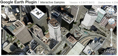 api google earth