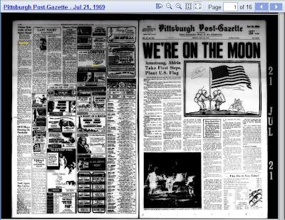 google news propose des archives de journaux