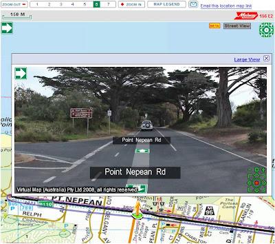 Directory.com street view en Australie