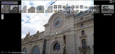 Les Albums Web Picasa intégrés à Google Street View