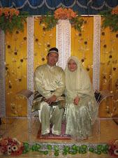 ANNIVERSARY 1THN 7 BULAN (23 JUNE 2009)sbg suami isteri;)