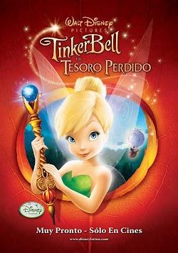 Tinker Bell Và Kho Báu Thất Lạc - Tinker Bell And The Lost Treasure 2009 (2009) Poster