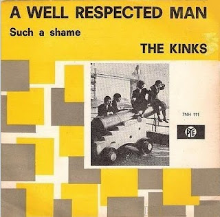 Kinks A Well Respected Man
