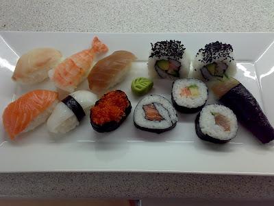 nagoya sushi sølvtorvet