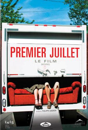 Premier juillet, le film movie