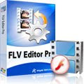 Download Free Software - Moyea FLV Editor Pro