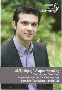 Αλέξανδρος Διαμαντόπουλος