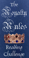 Royalty Rules Reading Challenge