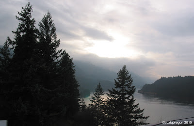 Columbia River Gorge (Cascade Locks, OR)