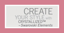 CRYSTALLIZEDTM-<i>Swarovski Elements</i>