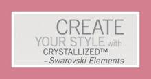 CRYSTALLIZEDTM-<i>Swarovski Elements</i>