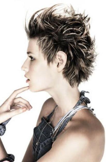 trendy western hair