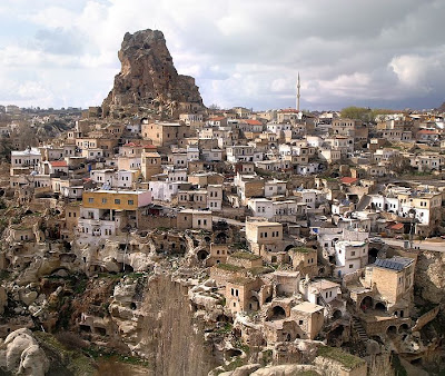 Beautiful and Breathtaking Cappadocia Travel - Turkey Seen On  www.coolpicturegallery.us