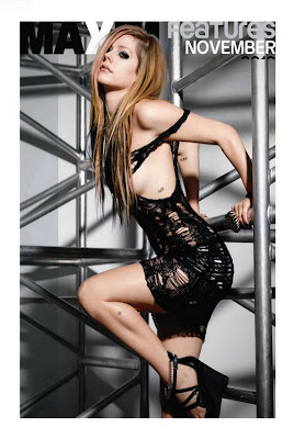 Avril  Lavigne Seen On www.coolpicturegallery.us