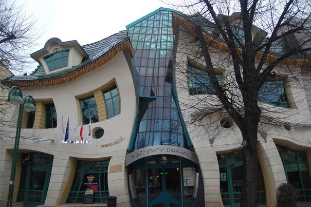 Strange Building Seen On Coolpicturegalleryus