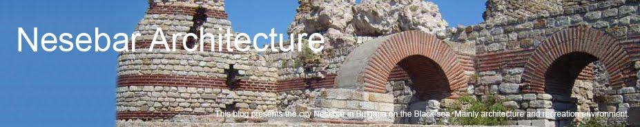 Nesebar Architecture