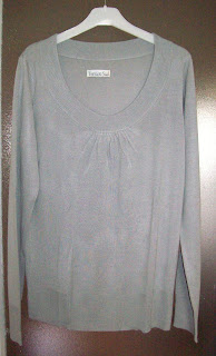 pull gris loose