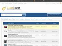ClassiPress v2.9.2 - Premium Wordpress Theme