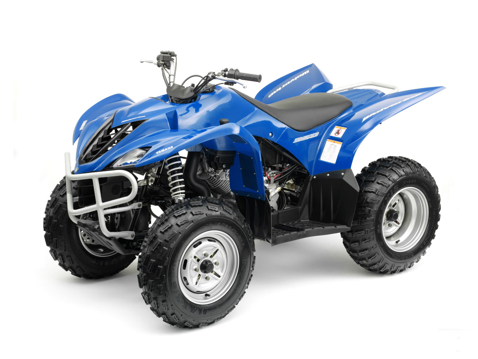 2008 YAMAHA ATV pictures Wolverine 350 accident lawyers info
