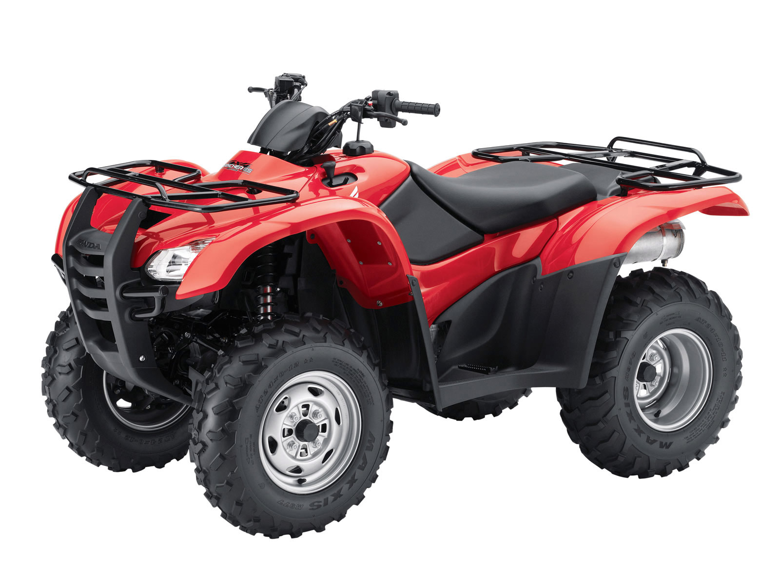 2009 Honda Fourtrax Rancher 4x4 Es Atv Wallpapers