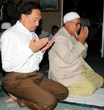 Alhamdulillah... Anwar Telah Kembali Berjuang Bersama PAS Seperti Zaman Mahasisiwanya Dahulu..