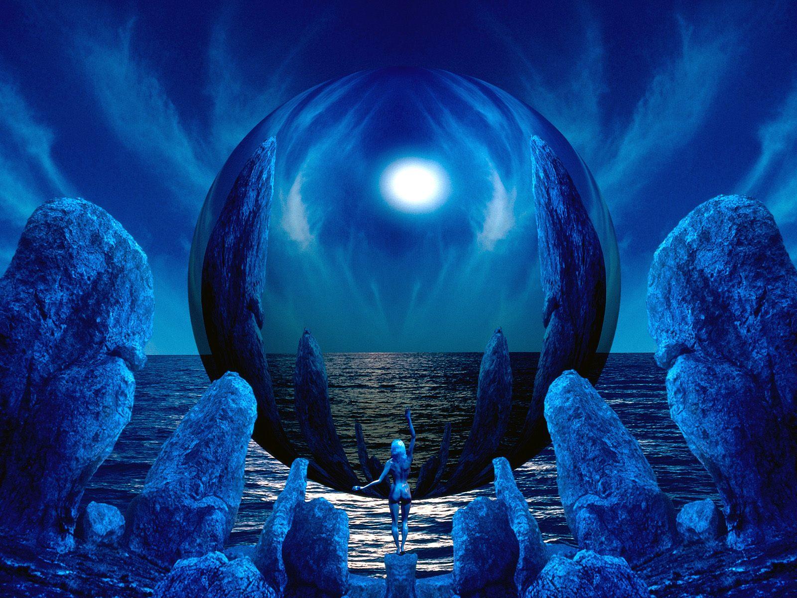 Um mundo distante...