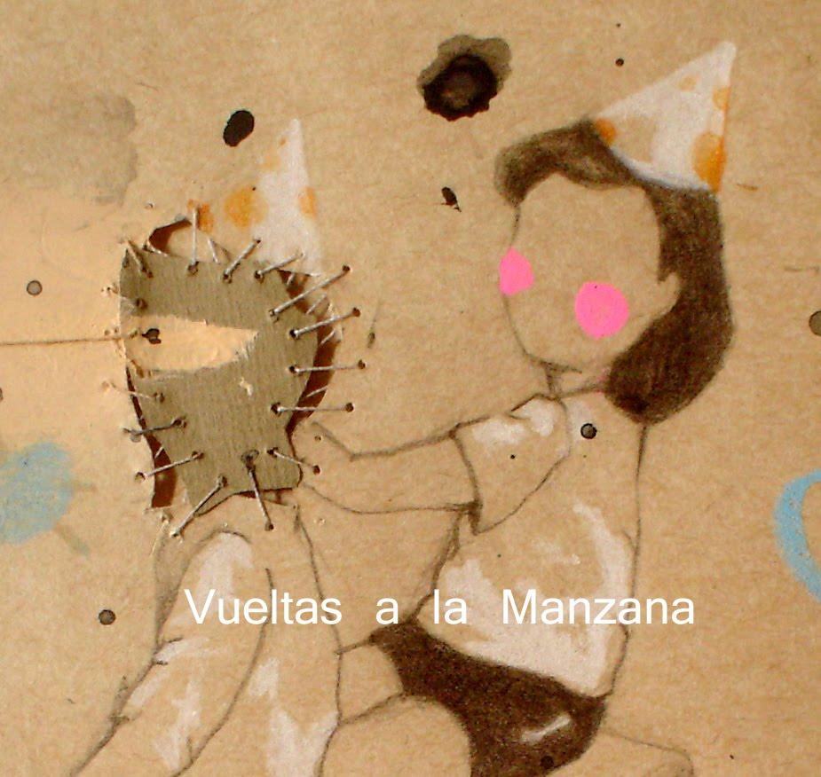 VUELTAS A LA MANZANA