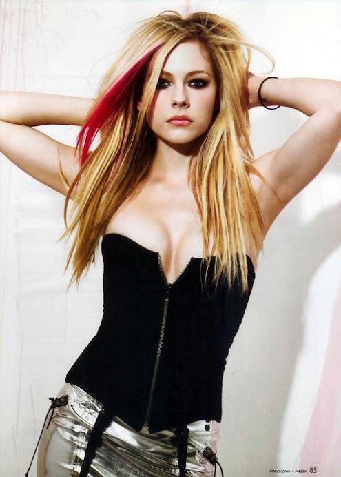 Berikut adalah kumpulan foto Avril Lavigne. Untuk download gambar ...